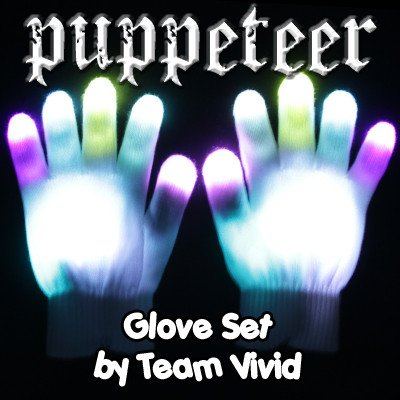 Puppeteer Glove Set