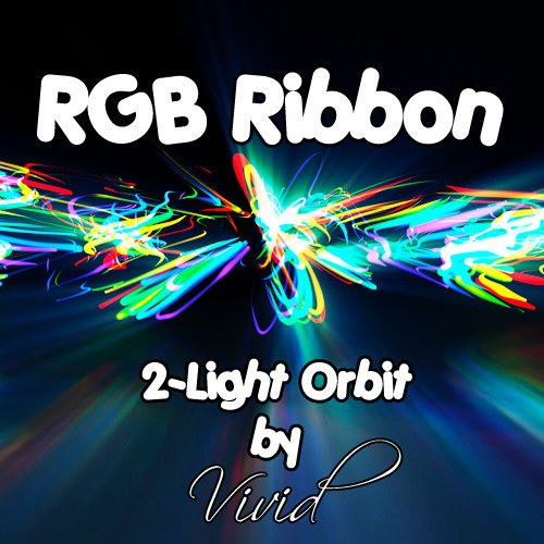 RGB Ribbon 2-Light Orbit