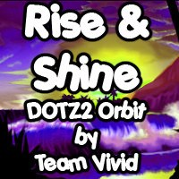 Rise & Shine DOTZ2 Orbit