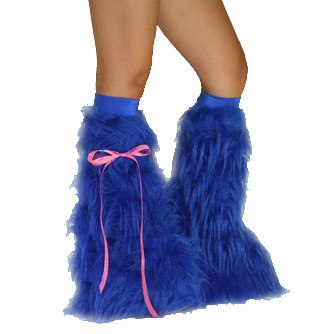 Royal Blue Fluffies