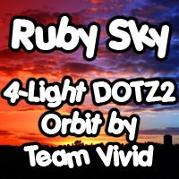 Ruby Sky DOTZ2 Orbit