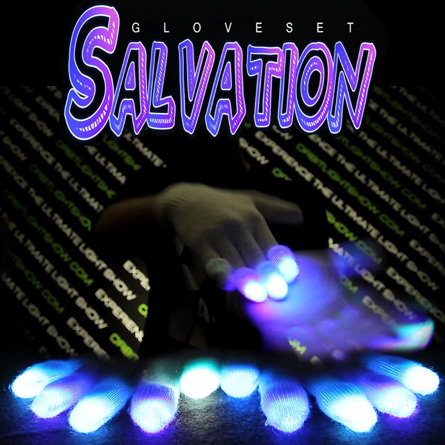 Salvation Glove Set