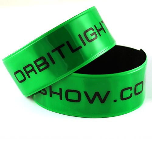 Reflective Snap Wristband