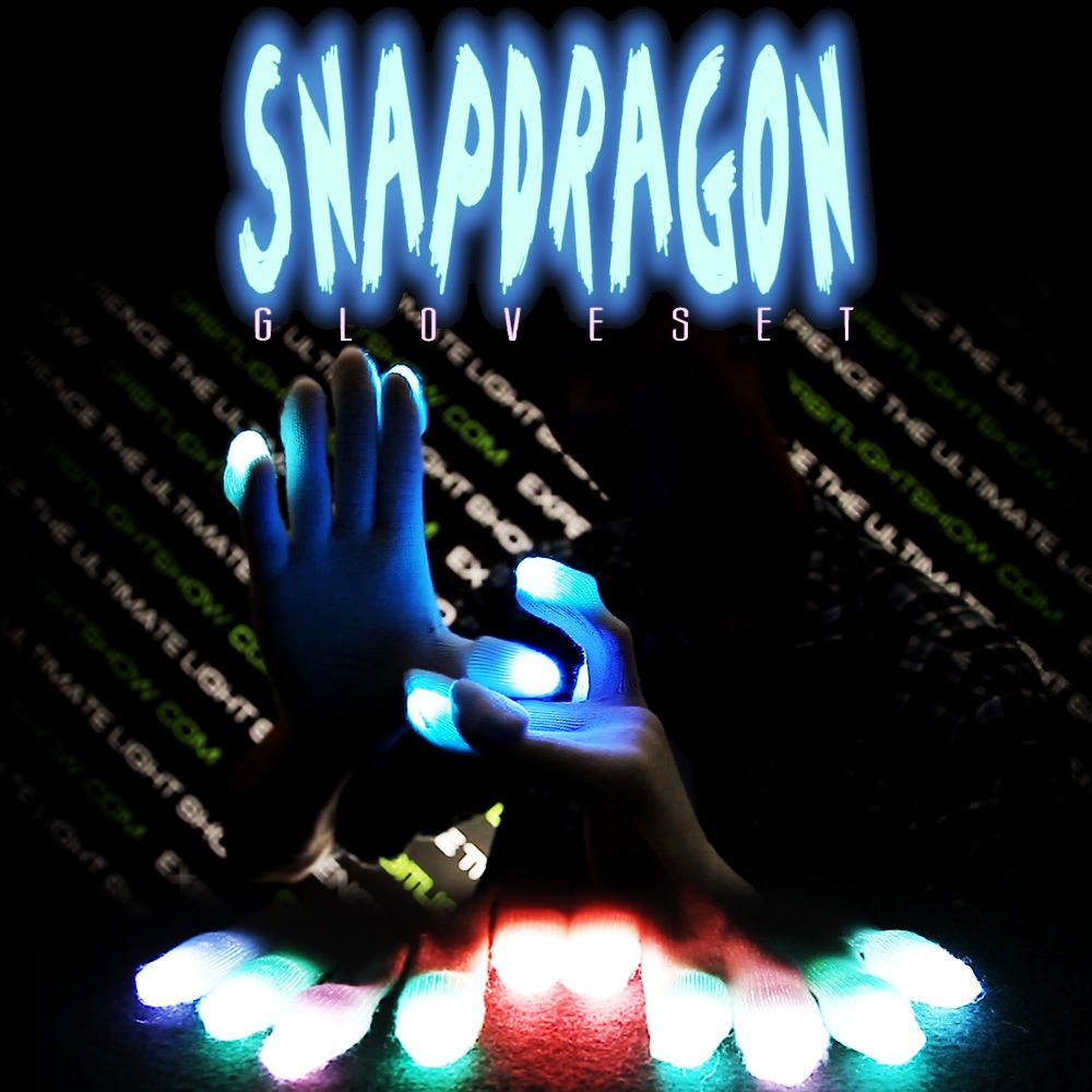 Snapdragon Glove Set