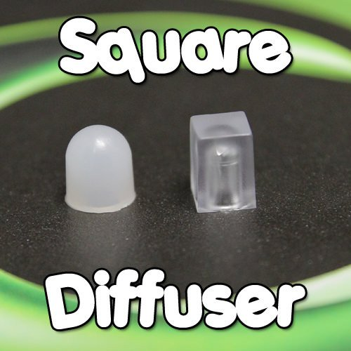 Square Head Gel Diffuser
