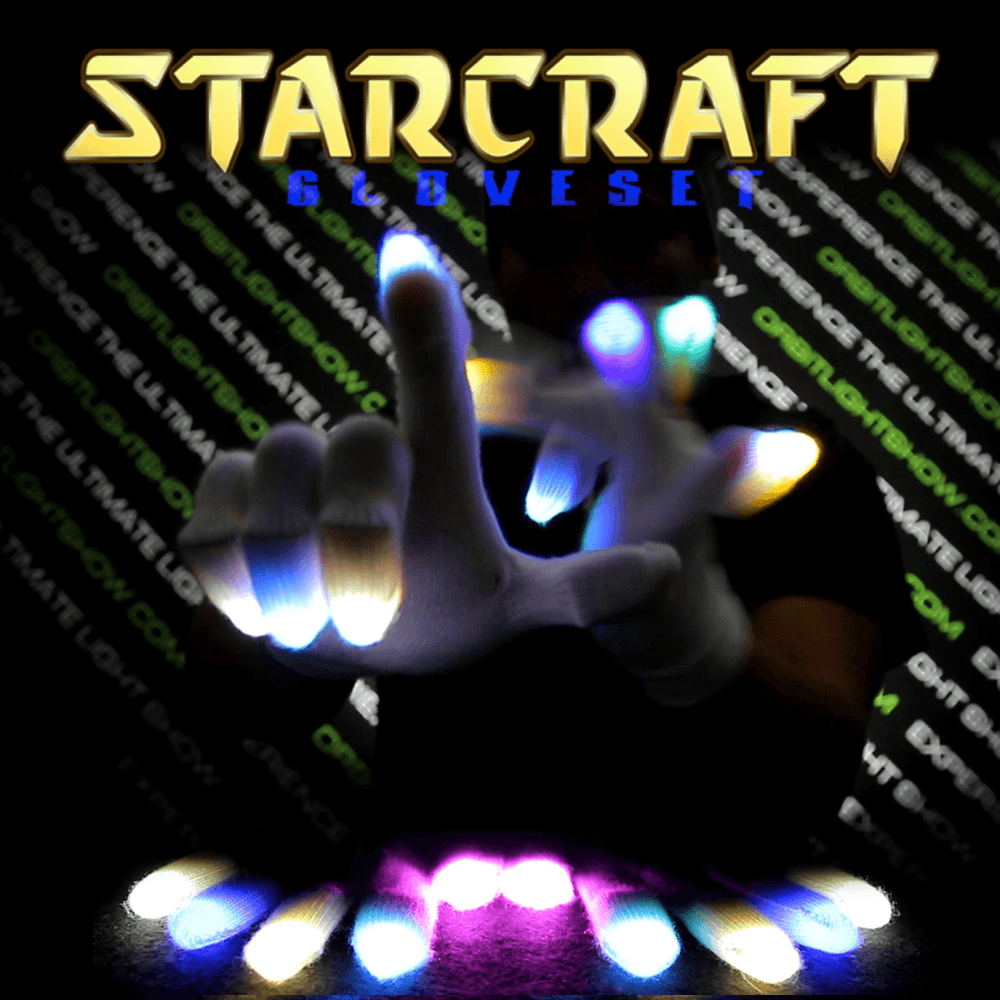 Starcraft Glove Set