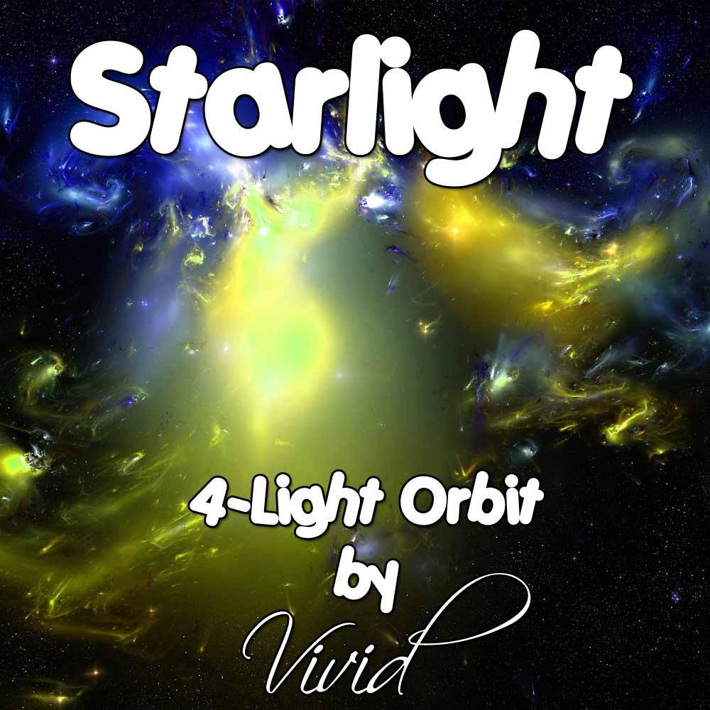 Starlight 4-Light Orbit