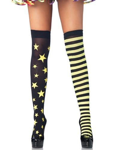 Stars and Strips - Yellow