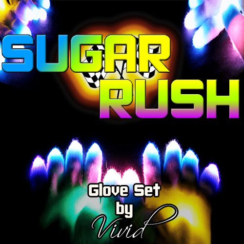Sugar Rush Glove Set