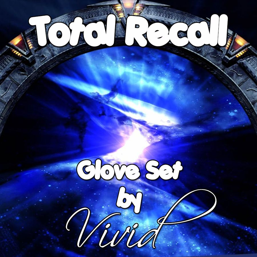 Total Recall Glove Set