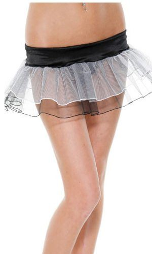 Black and White Cookie Tutu