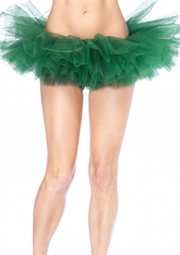 Forest Green Organza Tutu