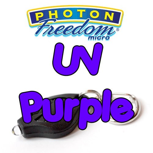 UV Purple Photon Freedom