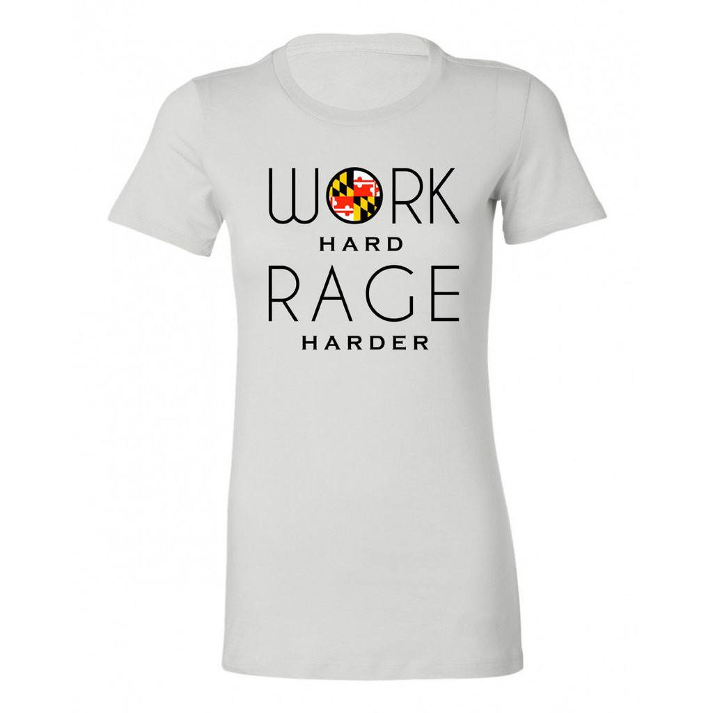 WHRH MD Flag Women's T-Shirt