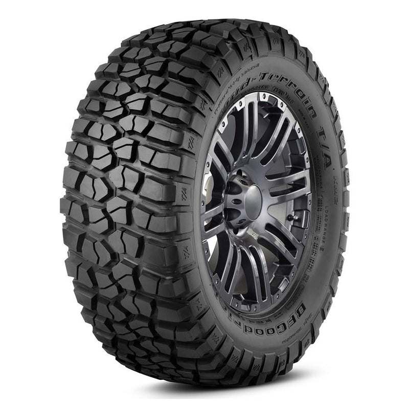 Bfgoodrich mud terrain llanta 20% on road y 80% off road lt235/85r16 120/116s