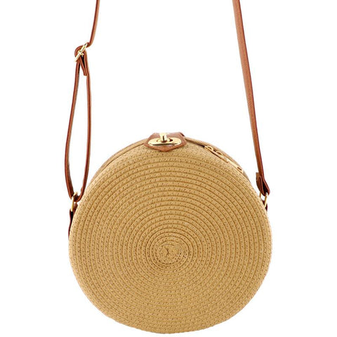 Heysweeta  Knitting Bag Vocation Bag Beach Bag Women handbag