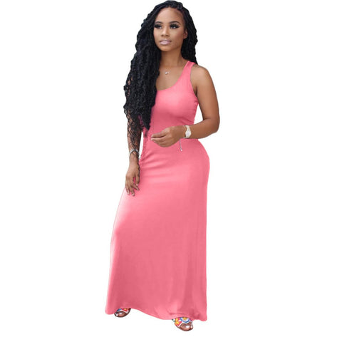 Heysweeta 2020 At-home Casual Dress Maxi Dress