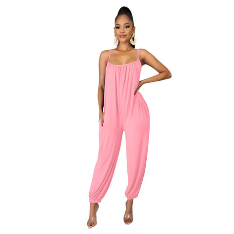Heysweeta Women Jumpsuit One Piece Jumpsuit