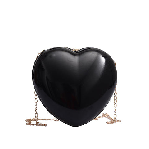 Heysweeta Heart Shape Handbag Women Handbag Women Purse