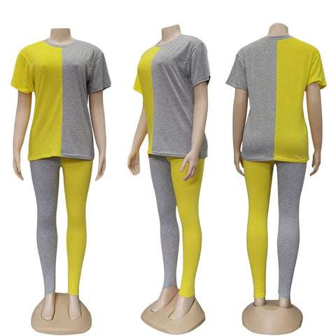 Heysweeta Women OUtfits Patchwork Women Outfits