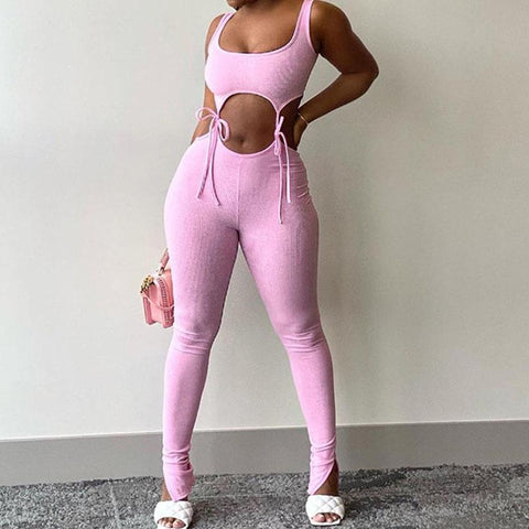 Heysweeta Women Sweatsuit Crop Tops and Sweat Pants TWo Pieces Outfit