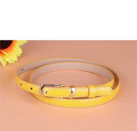 Heysweeta Women Dress PU Belt