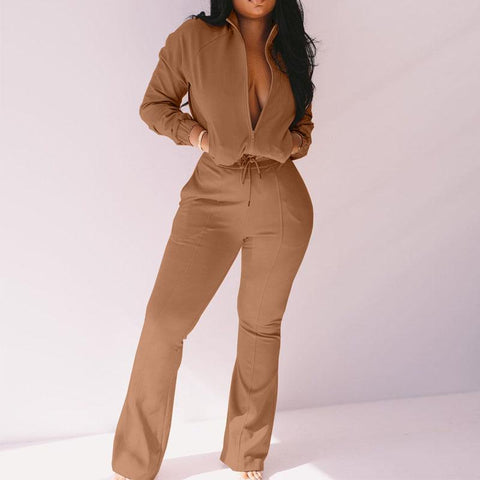 Heysweeta 2020 Autumn Jumpsuit women Jumpsuit