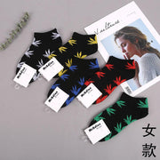 Heysweeta Women's socks Men's Socks Short Socks  ¡¾10 pairs=5 color*2¡¿