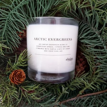Arctic Evergreens - LIMITED EDITION - Elysian Fragrance