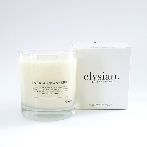 Bark & Cranberry - Elysian Fragrance