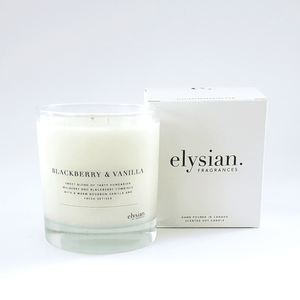 Blackberry & Vanilla - Elysian Fragrance