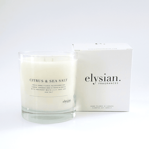 Citrus & Sea Salt - Elysian Fragrance