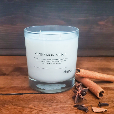 Cinnamon Spice - LIMITED EDITION - Elysian Fragrance