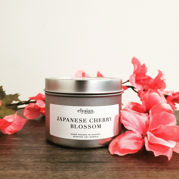 Japanese Cherry Blossom - LIMITED EDITION - Elysian Fragrances