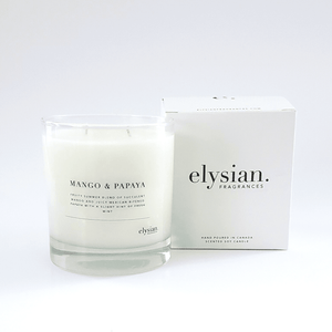 Mango & Papaya - Elysian Fragrance