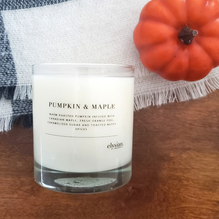 Pumpkin & Maple - LIMITED EDITION - Elysian Fragrance