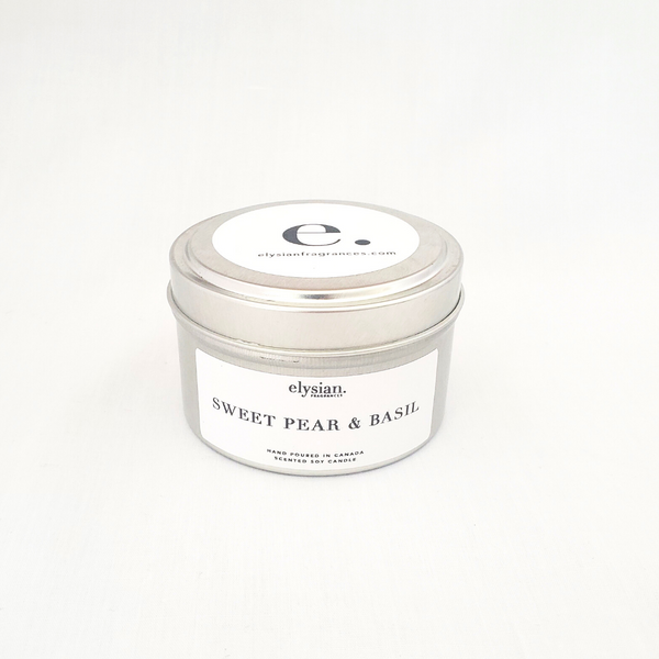 Sweet Pear & Basil - Elysian Fragrance