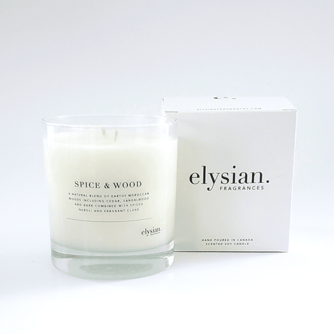 Spice & Wood - Elysian Fragrance