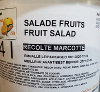Salade de fruits 4L