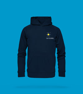 Hoodie in Navy Team Tecklenburg