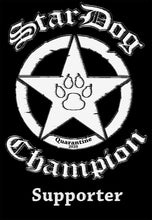 Laden Sie das Bild in den Galerie-Viewer, StarDog Champion: T-Shirt