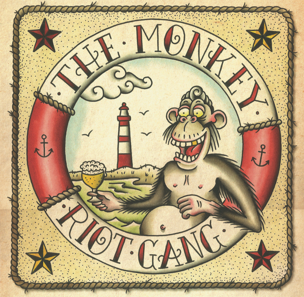 The Monkey Riot Gang - Live in der Blauen Maus
