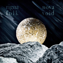 Laden Sie das Bild in den Galerie-Viewer, Rigna Folk: Nova Void (CD)
