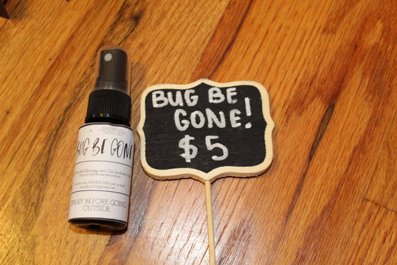 Bug Be Gone Spray