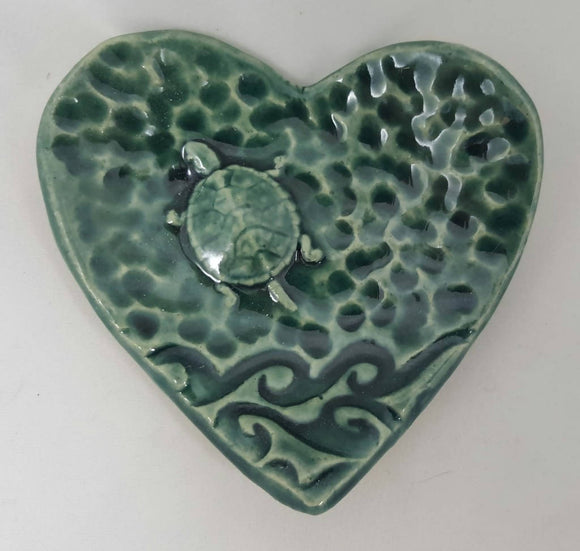 Turtle Heart Bowl