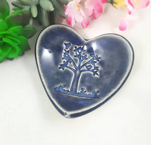 Tree Heart Bowl
