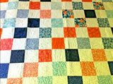 Beach Quilt Full Size