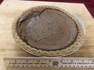 Chocolate Chess Pie and/or Tart