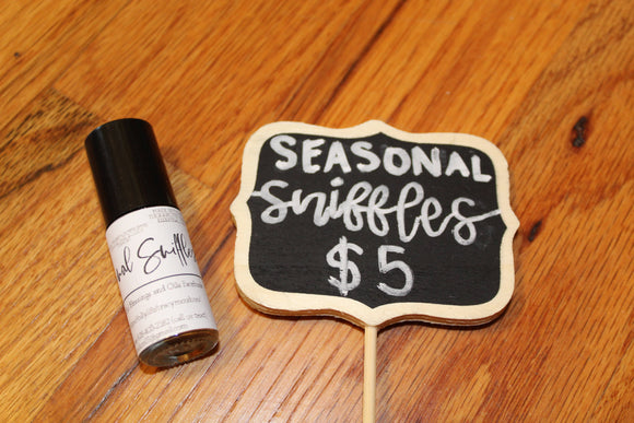 Seasonal Sniffles Roller (5 mL)