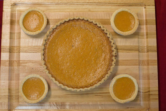 Pumpkin Pie and/or Tart